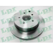 LPR Bremsscheibe N2015V