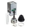 LPR Gelenksatz, Antriebswelle KAD152 für AUDI COUPE (89, 8B) 2.3 quattro ab Baujahr 05.1990, 134 PS