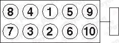 Zylinderkopfschraubensatz PAYEN HBS301 4044197153565