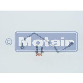 MOTAIR Conducto aceite, turbocompresor 550075 con OEM número 9657603780