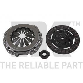 Clutch Kit 132363 PUNTO (188) 1.2 16V 80 MY 2000