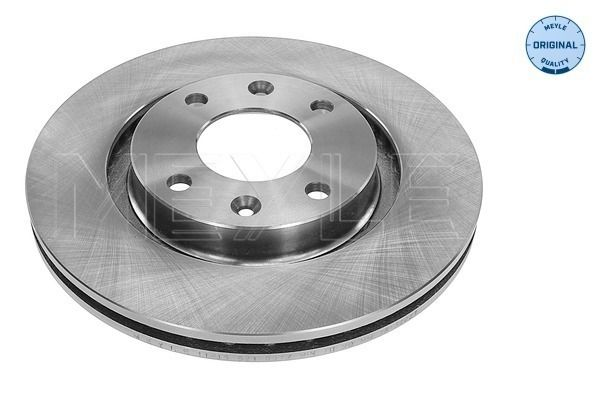 MEYLE  11-15 521 0017 Bremsscheibe Bremsscheibendicke: 22mm, Lochanzahl: 4, Ø: 266mm