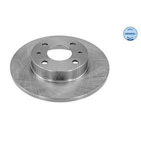 Brake Disc 215 523 2001 PANDA (169) 1.2 MY 2014
