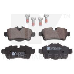 Brake Pad Set, disc brake Article № 221543 £ 150,00
