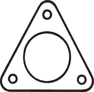 BOSAL Dichtring, Abgasrohr  256-006