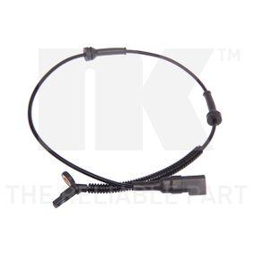 Sensor, Raddrehzahl mit OEM-Nummer 1 151 951