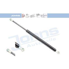 JOHNS  20 09 95-91 Heckklappendämpfer / Gasfeder Länge: 370mm, Hub: 110mm