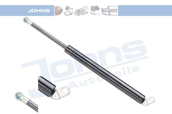 JOHNS  20 16 95-91 Heckklappendämpfer / Gasfeder Länge: 345mm, Hub: 100mm