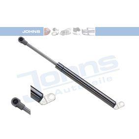 JOHNS  20 24 95-91 Heckklappendämpfer / Gasfeder Länge: 310mm, Hub: 90mm