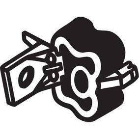 Gummistreifen, Abgasanlage mit OEM-Nummer 77.00.424.341