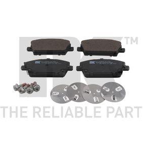 HONDA Civic VIII Hatchback (FN, FK) 1.4 (FK1, FN4) Motorlager NK 222638 (1.4 (FK1, FN4) Benzin 2017 L13Z1)