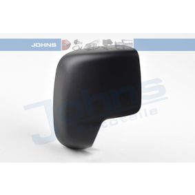 JOHNS Side view mirror Right, Black
