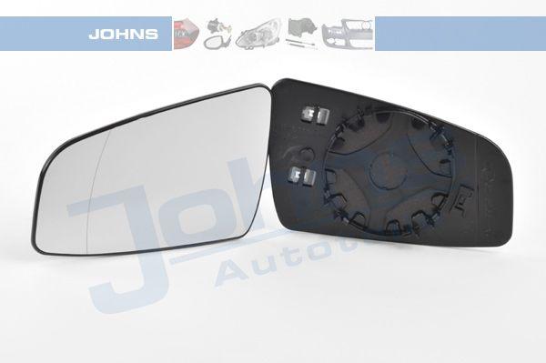 JOHNS  55 72 37-81 Cristal de espejo, retrovisor exterior