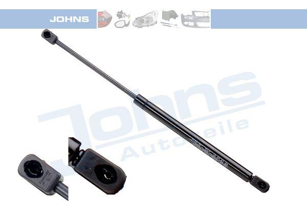 JOHNS  52 19 95-91 Muelle neumático, maletero / compartimento de carga Long.: 440mm, Carrera: 170mm, Long.: 440mm