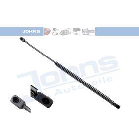 JOHNS  45 18 95-91 Газов амортисьор, багажно / товарно пространство дължина: 580мм, ход: 201мм