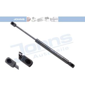 Gas Spring, boot- / cargo area Length: 345mm, Stroke: 130mm, Length: 345mm with OEM Number 8200119497