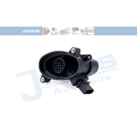 Sistema Eléctrico del Motor BMW X5 (E70) 3.0 d de Año 02.2007 235 CV: Medidor de la masa de aire (LMM 20 01-012) para de JOHNS