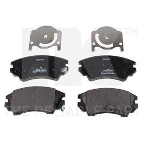 Brake Pad Set, disc brake Article № 223641 £ 140,00