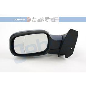 JOHNS външно огледало (60 32 37-21) за с ОЕМ-номер 7701055996