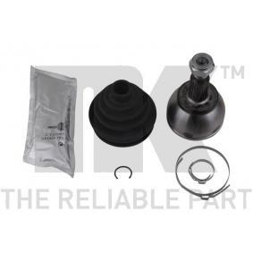Joint Kit, drive shaft Int. teeth. wheel side: 25,00 with OEM Number 169 360 1572