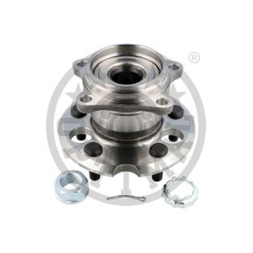 Wheel Bearing Kit 982740 RAV 4 II (CLA2_, XA2_, ZCA2_, ACA2_) 2.4 4WD MY 2003