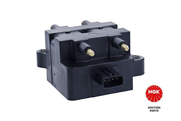 NGK запалителна бобина 4-щифтен 48254