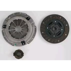 Kupplungssatz Ø: 210mm mit OEM-Nummer 22810-PLW-005