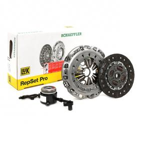 Clutch Kit Ø: 240mm with OEM Number A 000 254 42 08