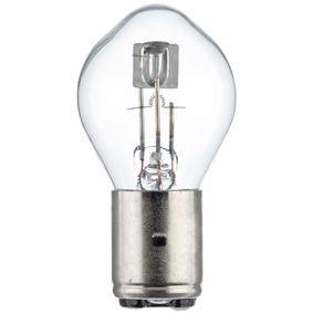 Bulb, spotlight S2 6V 35/35W BA20D 10 8GD 008 898-061