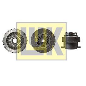 Kupplungssatz Ø: 430mm mit OEM-Nummer 5749.15