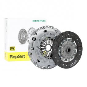 Clutch Kit Ø: 240mm with OEM Number 022 141 015 AA