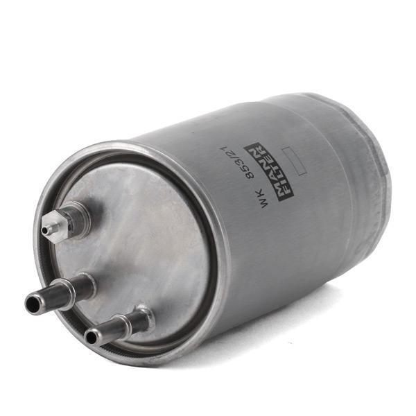 Filtro de Combustible MANN-FILTER WK 853/21 4011558966409
