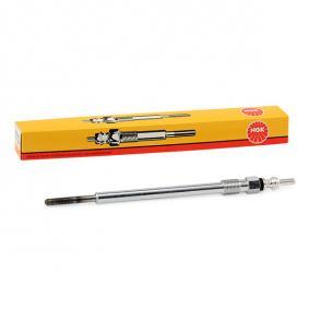 Glow Plug Total Length: 152,7mm, Thread Size: M9 x 1,0 with OEM Number 93178411