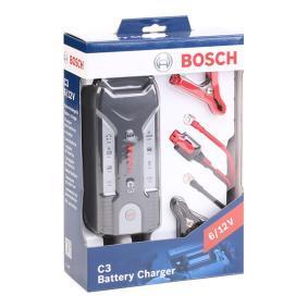 BOSCH  0 189 999 03M Carregador de baterias Tensão de entrada: 220V