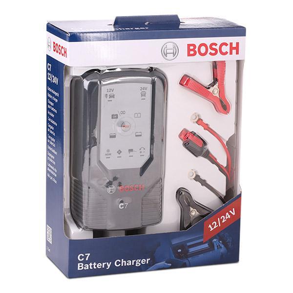 Зарядно устройство за акумулаторна батерия 0 189 999 07M BOSCH C712V24V в оригиналното качество