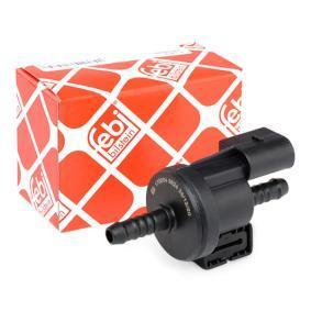 BOSCH Be-/Entlüftungsventil, Kraftstoffbehälter 0 280 142 431 für AUDI A4 Cabriolet (8H7, B6, 8HE, B7) 3.2 FSI ab Baujahr 01.2006, 255 PS