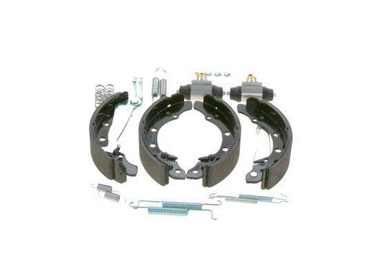 Travões de tambor BOSCH 0204113591 conhecimento especializado