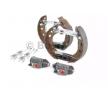 OEM Bremsensatz, Trommelbremse BOSCH KS600 für FORD