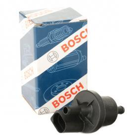 BOSCH Be-/Entlüftungsventil, Kraftstoffbehälter 0 280 142 353 für AUDI A4 Avant (8E5, B6) 3.0 quattro ab Baujahr 09.2001, 220 PS