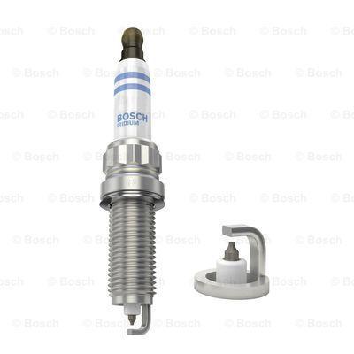 Spark Plug 0 242 129 512 BOSCH ZQR8SI302 original quality