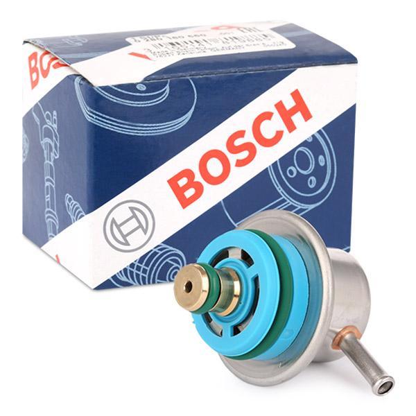 Kraftstoffdruckregler BOSCH 0280160560 Erfahrung