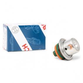 BOSCH Kraftstoffdruckregler 0 280 160 575 für AUDI 80 (8C, B4) 2.8 quattro ab Baujahr 09.1991, 174 PS