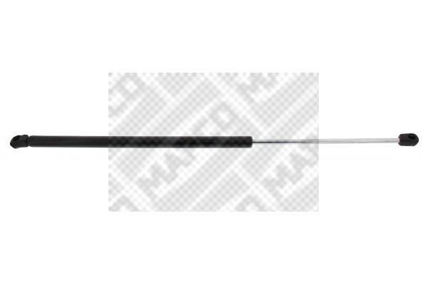 MAPCO  20986 Heckklappendämpfer / Gasfeder Länge: 600mm, Hub: 225mm