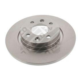 Bremsscheibe Bremsscheibendicke: 12mm, Lochanzahl: 4, Ø: 259mm mit OEM-Nummer 402065345R