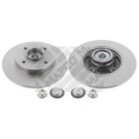 Sensor del Pedal del Acelerador PEUGEOT 307 SW (3H) 1.6 BioFlex de Año 09.2007 109 CV: Disco de freno (15329/2) para de MAPCO