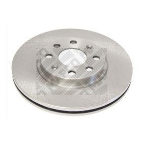 Disco de freno 25711 GRANDE PUNTO (199) 1.3 D Multijet ac 2013