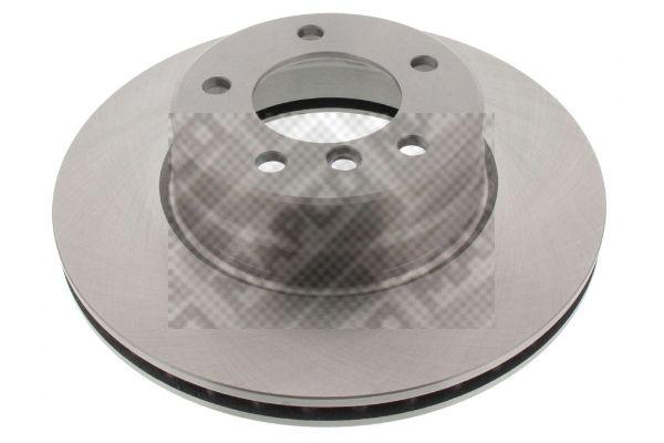 Bremsscheiben 25780 MAPCO 25780 in Original Qualität