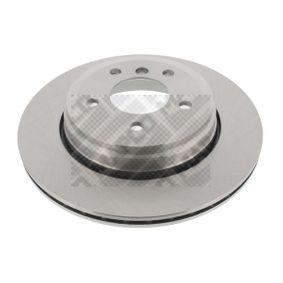 Bremsscheibe Bremsscheibendicke: 20mm, Lochanzahl: 5, Ø: 320mm mit OEM-Nummer 6 772 085