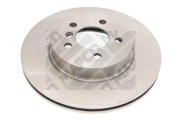 Bremsscheiben 25787 MAPCO 25787 in Original Qualität