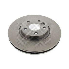 Bremsscheibe Bremsscheibendicke: 28mm, Lochanzahl: 5, Ø: 300mm mit OEM-Nummer 31202327